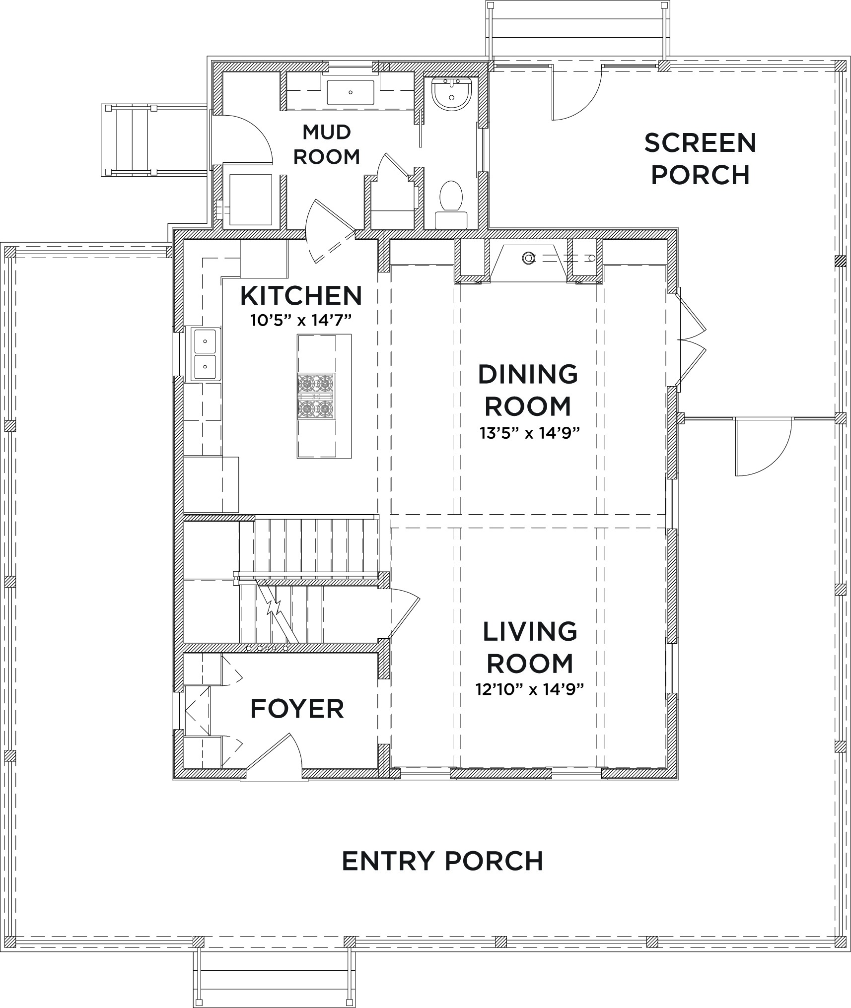 Marvelous how to draw a house plan step by step 4 for How to draw a house plan step by step